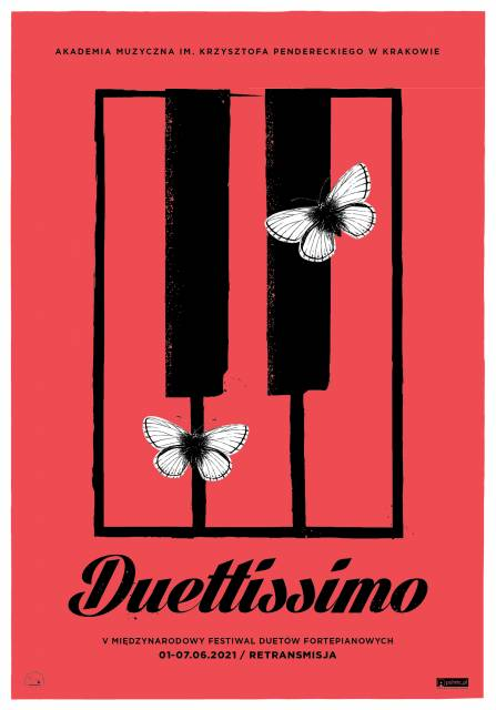 "5th International Piano Duo Festival ""Duettissimo!"""