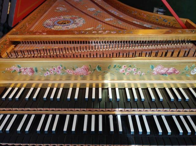 La Grande Bellezza – inauguration of the harpsichord (online)