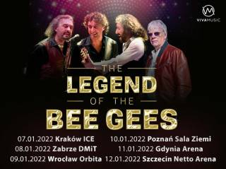 The Legend of The Bee Gees at ICE Kraków