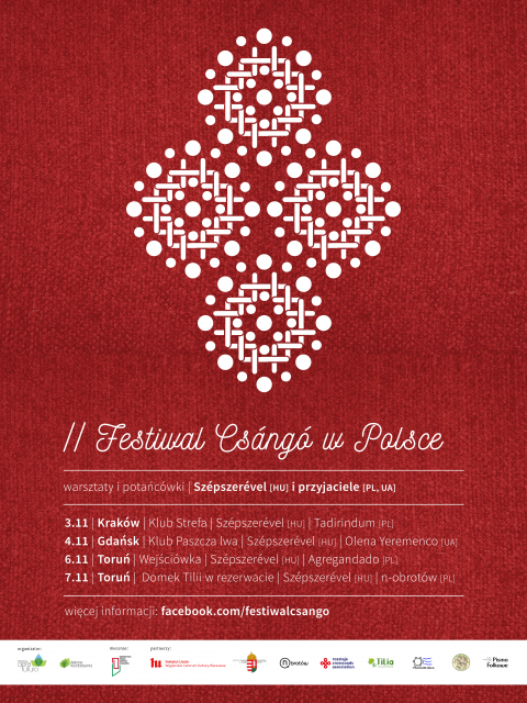 II Csángó in Poland Festival – Between the Black and Baltic Seas